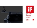 echipament snowboad. Leaderul mondial in solutii de transport bagaje si echipamente THULE anunta o noua inovatie premiata