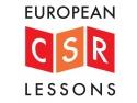 "European CSR Lessons. Incep conferintele ""European  CSR Lessons"""