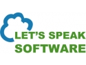 accept software. Let's speak software! In nori, si pe pamant.