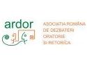 candidat ARD colegiul 9 Senat Bucuresti. Despre « buna folosinta a mass-media» in conferintele ARDOR la Bucuresti si Slobozia