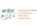Andreea Musat. Campionatul Regional de Dezbateri Academice ARDOR & ELSA, sustinut de Musat si Asociatii