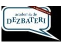 dezbateri. Academia de Dezbateri se lanseaza sub sloganul 'in arguments we trust'