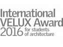 Au început înscrierile pentru International VELUX Award 2016