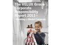 responsabilitate civica. Grupul VELUX a publicat un nou raport de responsabilitate socială