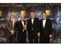 """AVI Prod Grup, România, câștigătoare a trofeului """"BID International Star for Leadership in Quality"""" în Paris – iunie 2015"""