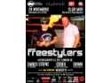 studio set. [28 NOI] FREESTYLERS dj set @ Cluj-Napoca, Club MIDI