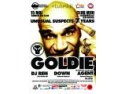 7 mai. [15 MAI] GOLDIE @ MIDI CLUJ - Unusual Suspects 7 YEARS!