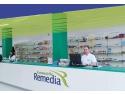 lider pe piata de retail farma. Farmaceutica REMEDIA a atins pragul de 100 de farmacii