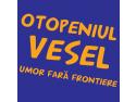 Week-end plin de voie buna! Festivalul de Umor OTOPENIUL VESEL, va asteapta, zilmnic, intre 16-18 octombrie 2015 !