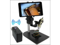 microscop biologic. microscop wireless