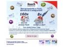 Aplicatie Distruge bacteriile cu Touch