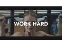 FOREO work hard!