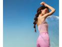 Maria Nila lanseaza Shimmer Spray care adauga stralucire  si reduce efectul nedorit de electrizare Pilates