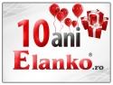 premii garantate. 10 ani Elanko.ro
