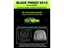 spalare jante. Black Friday la AnveloSHOP! Reduceri la toata gama de anvelope si jante, in perioada 20-22 noiembrie 2015!