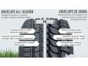 anvelope de iarna. Ce anvelope alegem pentru sezonul rece: anvelope de iarna sau anvelope all season?