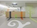 Linoleum cabinete medicale, spitale, covor pvc