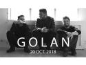Concert Golan la Domeniul Manasia, sambata, 20 octombrie 2018