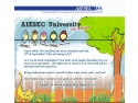 cariere. AIESEC University – factorul de decizie al viitoarei tale cariere
