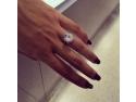 inele de logodna. inele de logodna cu diamant