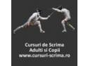 Cursuri de Scrima pentru Adulti si Copii - Un nou mod de formare si intretinere