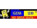 dezinsectie. Compania Igiena Serv funcționează după un principiu simplu – oferim clienților oportunitatea de a găsi într-un singur loc toate serviciile esențiale pentru ordinea, curățenia și buna gospodărire a casei, cât și pentru siguranța și sănătatea persoanelor care locuiesc sau lucrează în spații rezidențiale sau comerciale.