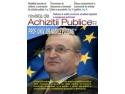 certificare achizitii publice. Abonamentepe 2013 la Revista de Achizitii Publice