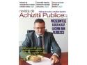 Analize si studii in domeniul achizitiilor publice