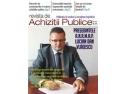 PRESEDINTELE ANRMAP RASPUNDE INTREBARILOR REVISTEI DE ACHIZITII PUBLICE