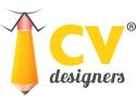 Rezerva-ti locul din fata la urmatorul interviu, cu Cv Designers