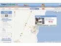 www.CazareCostinesti.me - vizualizare și filtrare pe hartă