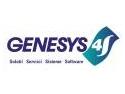 warehouse management system. GENESYS SYSTEMS anunta incheierea unui parteneriat cu N(i)², unul dintre liderii in domeniul solutiilor pentru managementul automat al retelelor IT&C