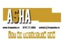 ASHA incepe distractia!