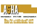 Weekend plin pentru trupa ASHA