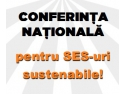 conferinta. conferinta nationala pentru ses-uri sustenabile