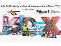 Campania pentru Sănătatea Sânilor. Life Art Distribuție susține sănătatea copiilor la Kidex 2013!