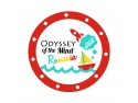odyssey of the mind. Logo OotM Romania
