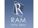 cursuri perfectionare profesionala iasi. SC RAM-INFO SERV SRL - organizeaza cursuri de perfectionare autorizate CNFPA, MMFES si MECT