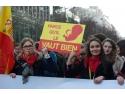 Marşul pentru Viaţă de la Paris – 40.000 de participanţi au cerut protecţia vieţii umane