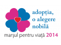 """Vino la """"Marșul pentru viață"""" 2014 - în peste 25 de orașe din România"""