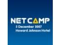 Cinci specialisti internationali vorbesc la NetCamp