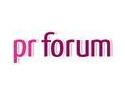 Specialisti de top din PR vorbesc la PR Forum!