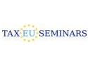 evensys etravel etravel2015. Evensys lanseaza TaxEU Seminars!