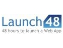english version launch. Evensys lanseaza in premiera in Romania evenimentul Launch48!