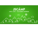 Evensys. Au inceput inscrierile la JSCamp, cel mai mare eveniment de JavaScript din Romania!