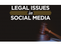 Nu rata prima conferinta locala axata pe riscurile legale din social media!