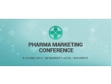 mix de marketing. Pharma Marketing Conference aduce cele mai noi oportunitati de promovare pentru industrie