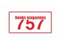 757 books and magazines / Targ de carte de arhitectura, arta si design