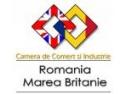 "Camera de Comert Americana in Romania. Camera de Comert si Industrie Romania-Marea Britanie anunta programul ""Europeni in afaceri"""