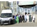 Mozzart Bet doneaza echipamente medicale si fructe proaspete la Spitalul Judetean de Urgenta Arad air optix®
